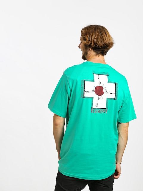 T-shirt Element Burst (mint)