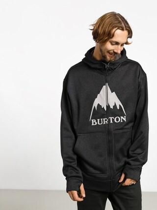 Bluza z kapturem Burton Oak ZHD (mtn true blk htr)