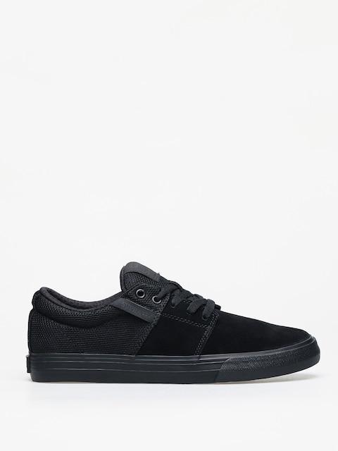 Buty Supra Stacks Vulc II (black/black black)