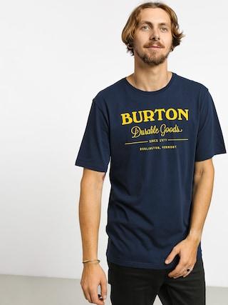 T-shirt Burton Durable Goods (dress blue)