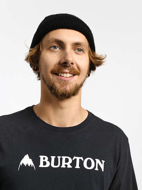 T-shirt Burton Horizontal Mtn (true black)
