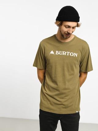 T-shirt Burton Horizontal Mtn (martini olive)