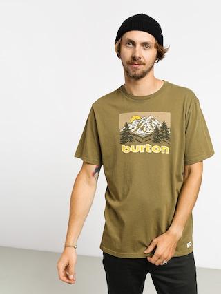 T-shirt Burton Weir (martini olive)
