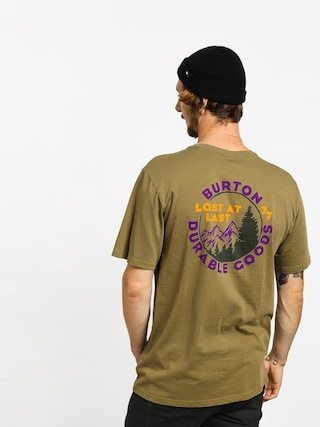 T-shirt Burton Mill Pond (martini olive)