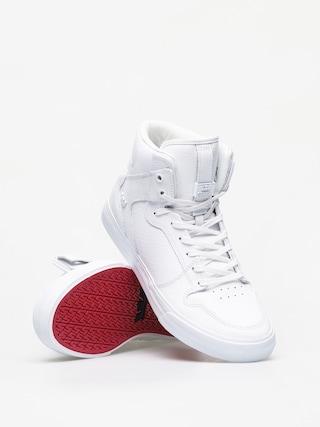Buty Supra Vaider (white/white red)