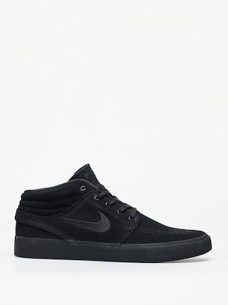Buty Nike SB Zoom Janoski Mid Rm (black/black black black)