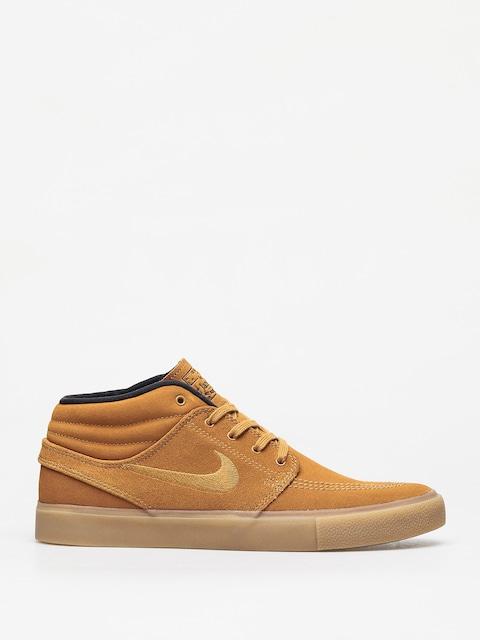 Buty Nike SB Zoom Janoski Mid Rm (wheat/wheat black gum light brown)