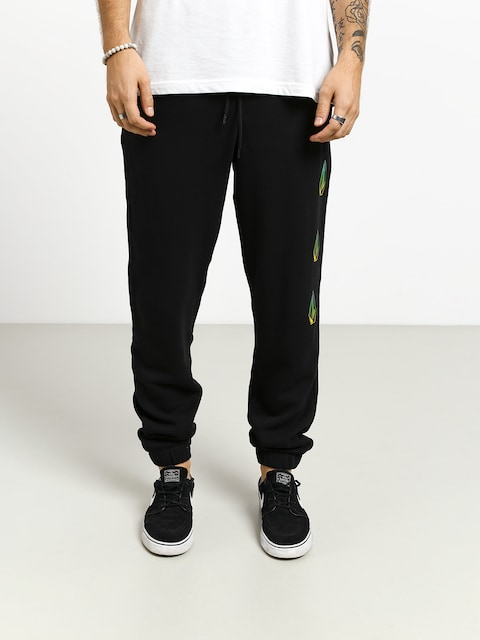 Spodnie Volcom Deadly Stones (black)
