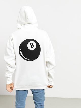 Bluza z kapturem Emerica 8 Baller HD (white)