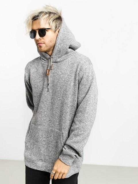 Bluza z kapturem Quiksilver Keller HD (medium grey heather)