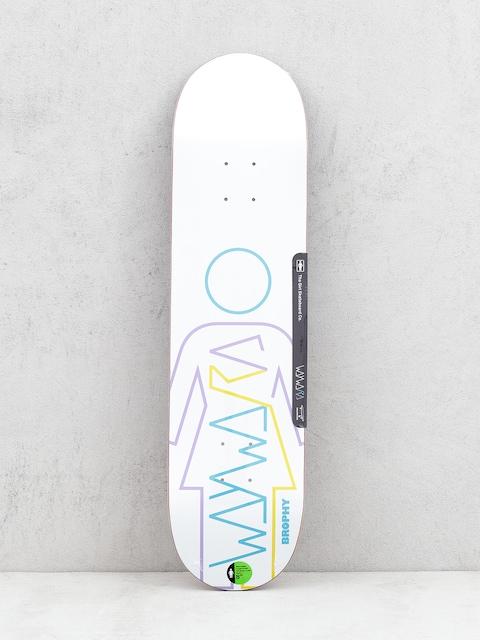 Deck Girl Skateboard Brophy Wayward