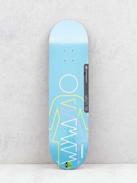 Deck Girl Skateboard Carroll Wayward