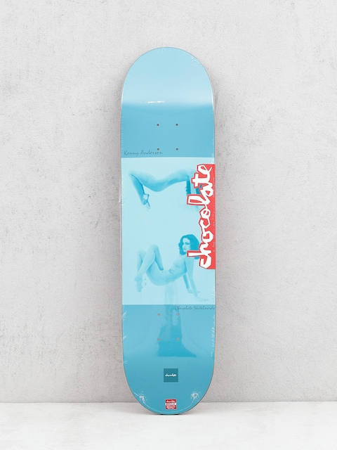Deck Chocolate Anderson One Off (teal)