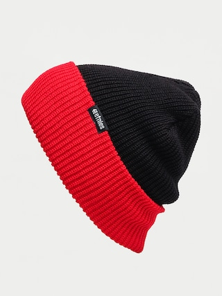 Czapka zimowa Etnies Warehouse Block Beanie (black/red)