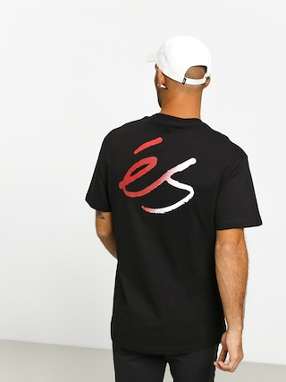 T-shirt Es Team Fade (black)