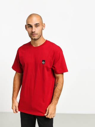 T-shirt Es Team Fade (cardinal)