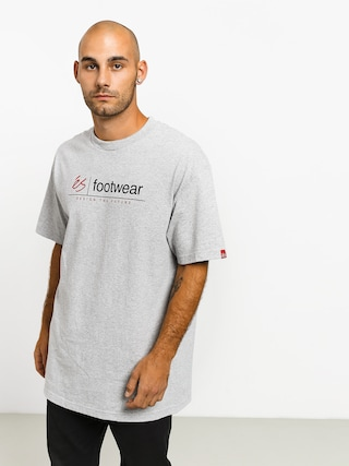 T-shirt Es Modern Heritage (grey/heather)