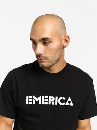 T-shirt Emerica Metal Shop 3 (black)
