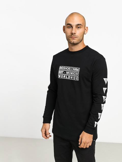 Longsleeve DC Point Perspecti