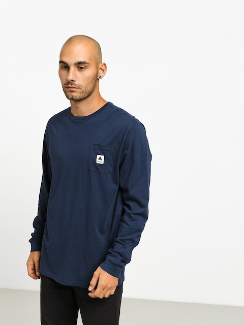 Longsleeve Burton Colfax (dress blue)