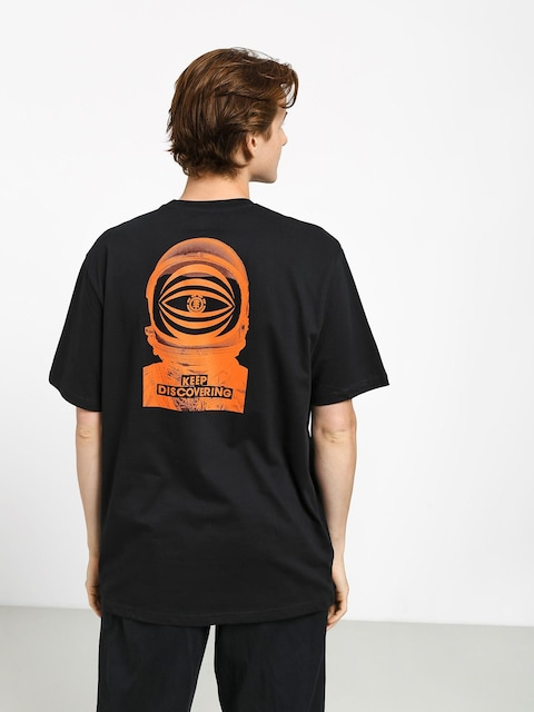 T-shirt Element Shadows (flint black)