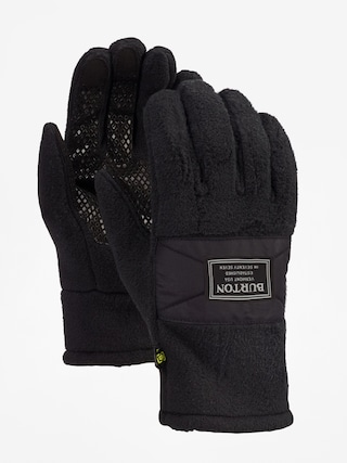 Ru0119kawice Burton Ember Fleece Glv (true black)