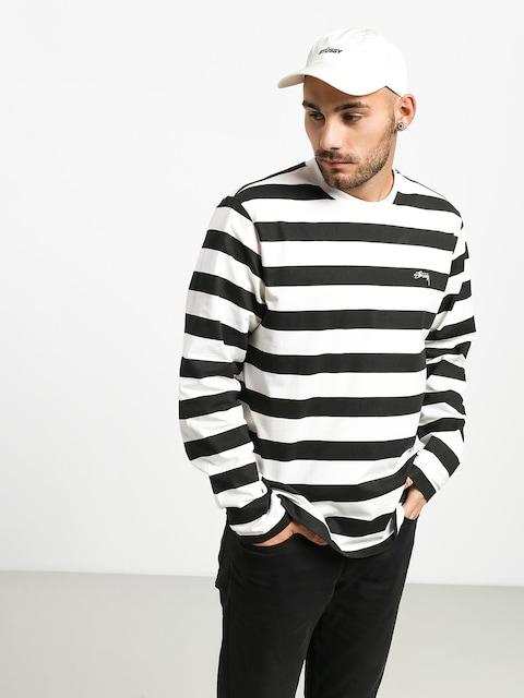 Longsleeve Stussy Printed Stripe (black)