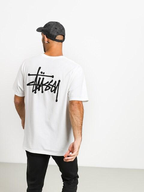 T-shirt Stussy Basic Stussy