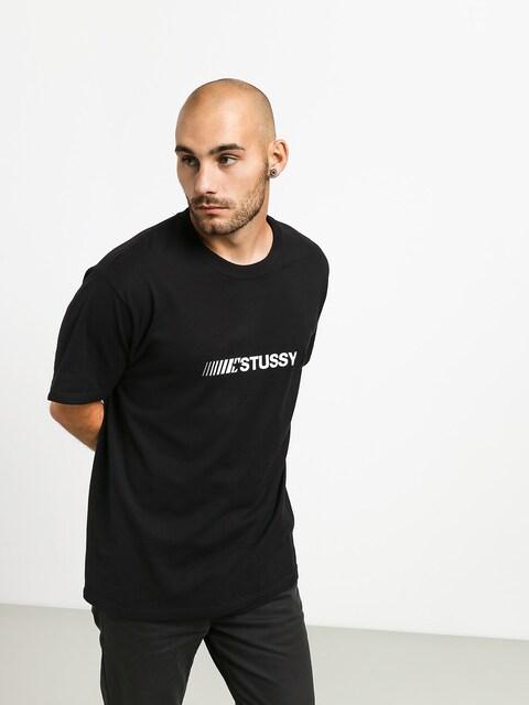 T-shirt Stussy Champion (black)