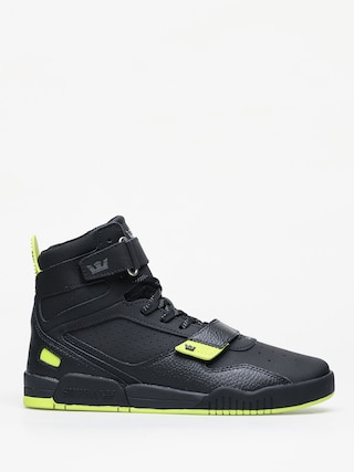Buty Supra Breaker (black/lime black)
