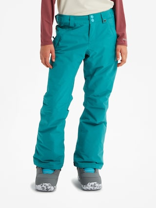 Spodnie snowboardowe Burton Sweetart (green blue slate)