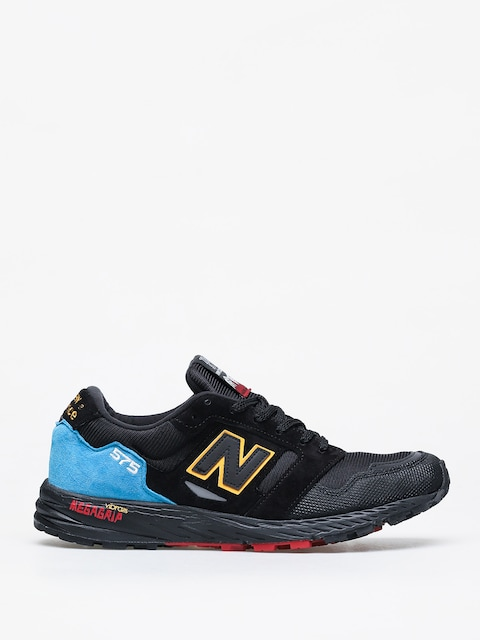 Buty New Balance 575 (black/blue)