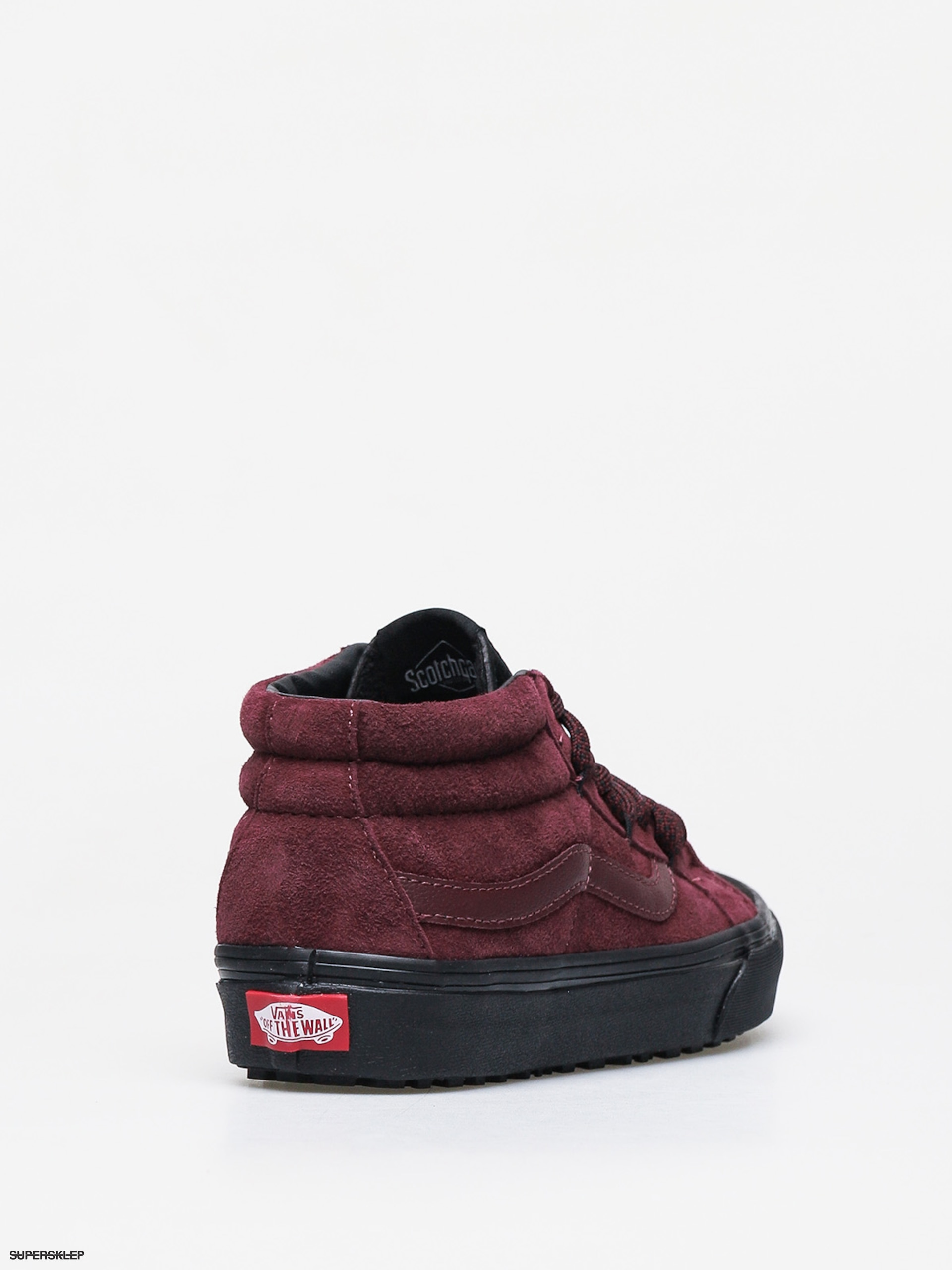 Buty Vans Sk8 Mid Reissue Ghillie MTE (port royal)