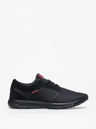 Buty Supra Hammer Run (black/risk red black)