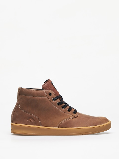 Buty Emerica Romero Laced High (brown/black/gum)