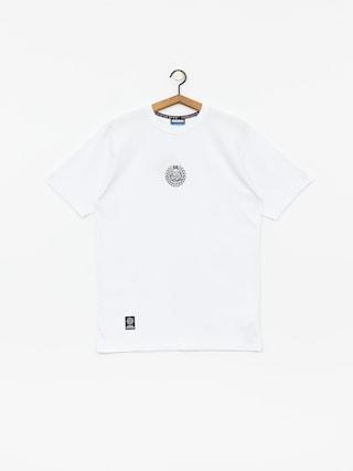 T-shirt MassDnm Base Small Logo (white)