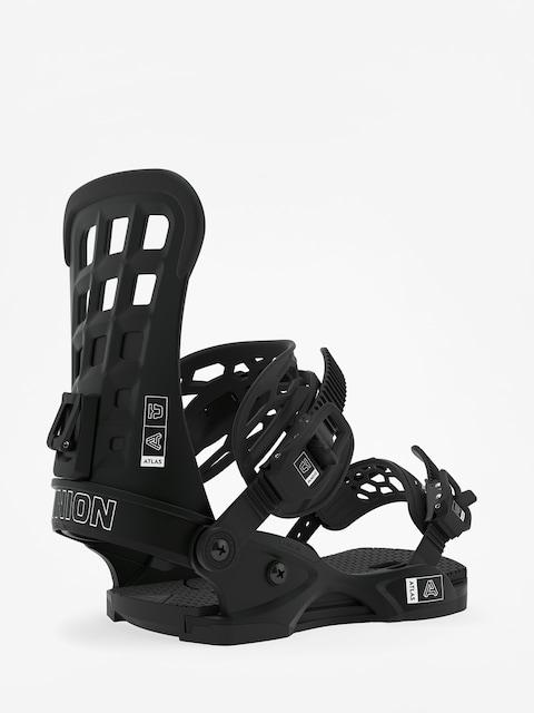 Wiązania snowboardowe Union Atlas (black)
