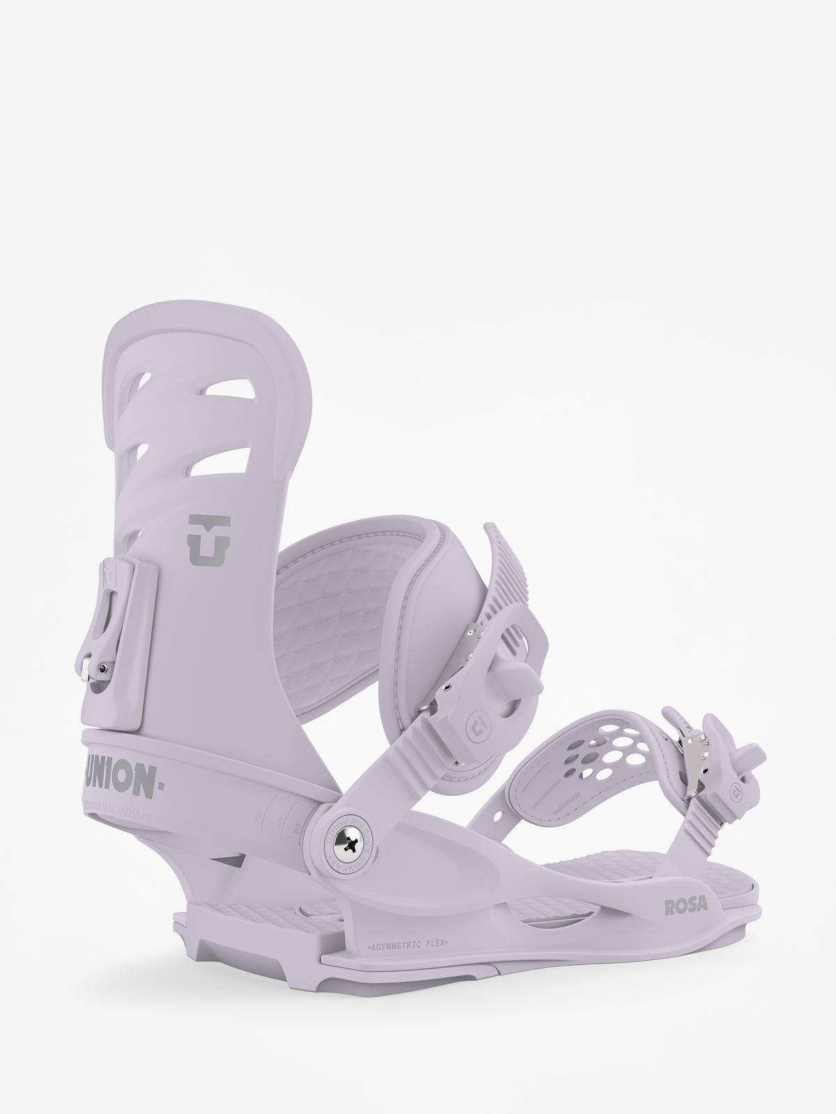 Wiu0105zania snowboardowe Union Rosa Wmn (lavender)