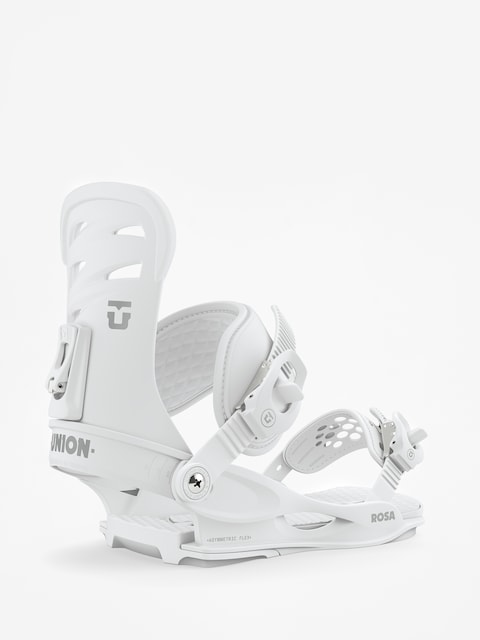 Wiązania snowboardowe Union Rosa Wmn (white)