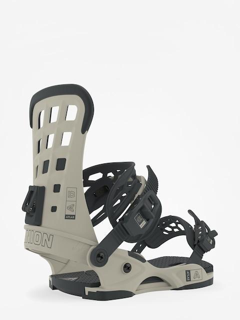 Wiązania snowboardowe Union Atlas (bone)