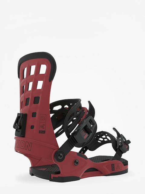 Wiązania snowboardowe Union Atlas (brick red)