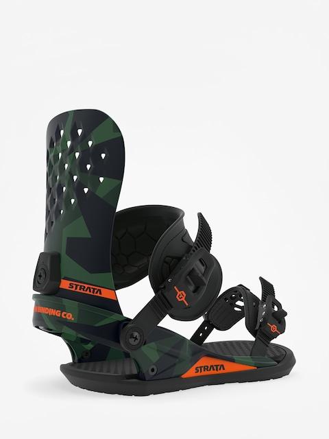 Wiązania snowboardowe Union Strata (camo)