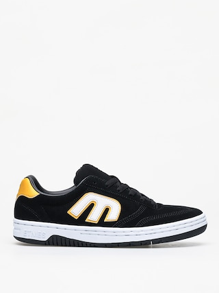 Buty Etnies Lo Cut (black/white/yellow)