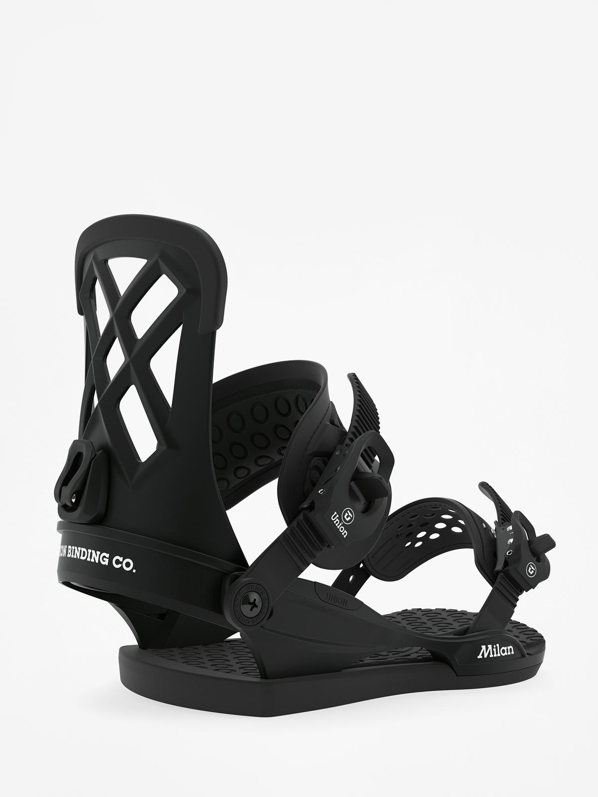 Wiu0105zania snowboardowe Union Milan Wmn (black)