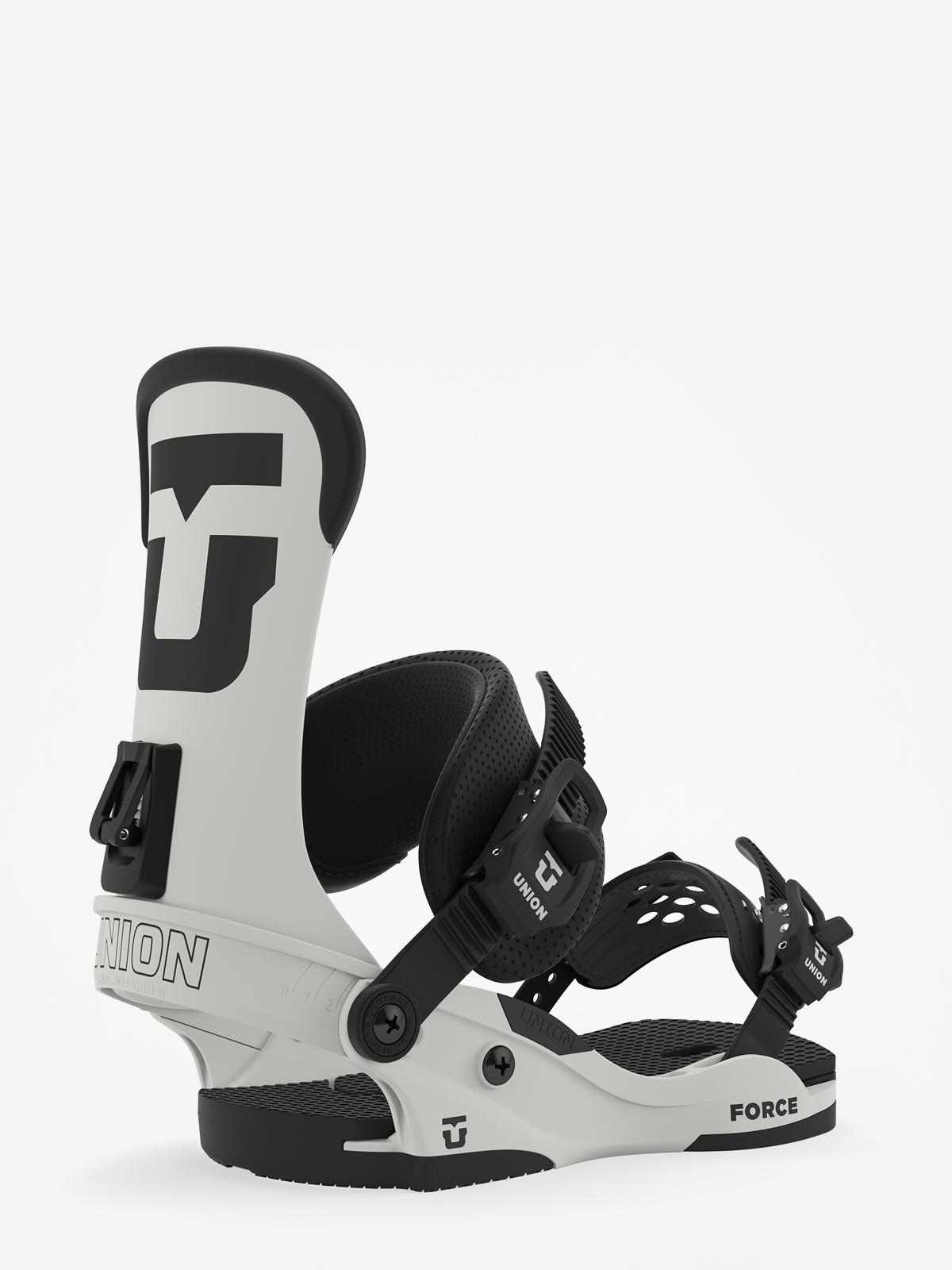 Wiu0105zania snowboardowe Union Force (matte stone)
