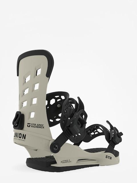Wiązania snowboardowe Union Str (bone)