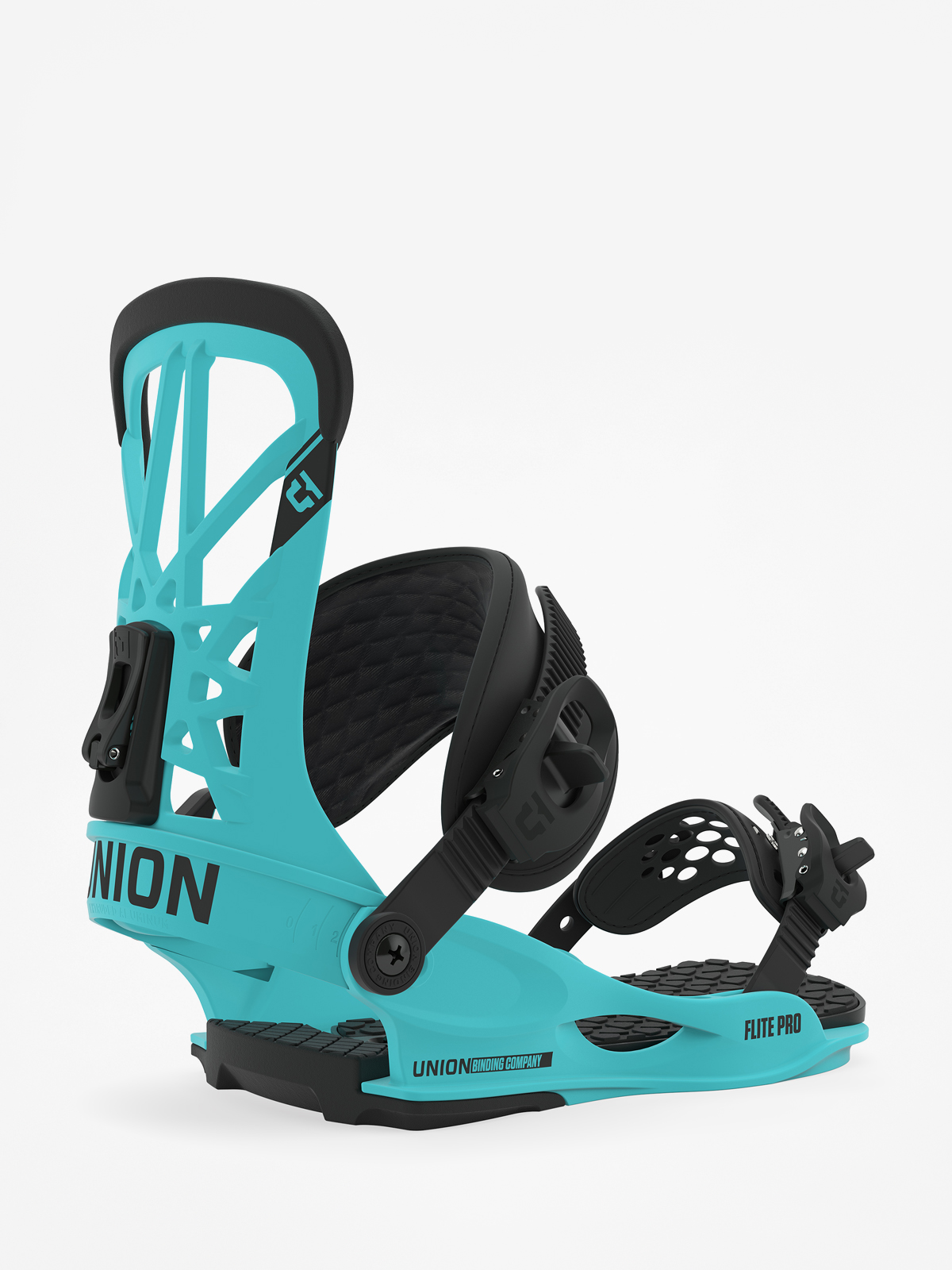 Wiu0105zania snowboardowe Union Flite Pro (hyper blue)