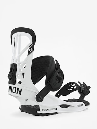Wiązania snowboardowe Union Flite Pro (white)