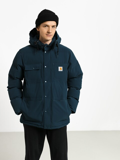 Kurtka Carhartt WIP Alpine Coat (duck blue/black)