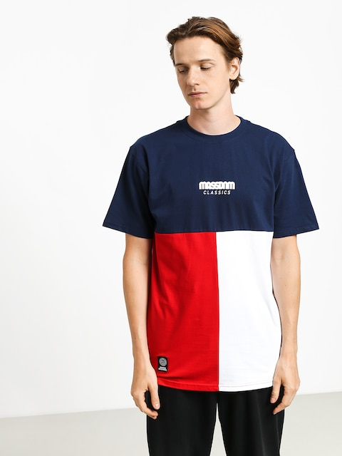 T-shirt MassDnm Capital (navy)